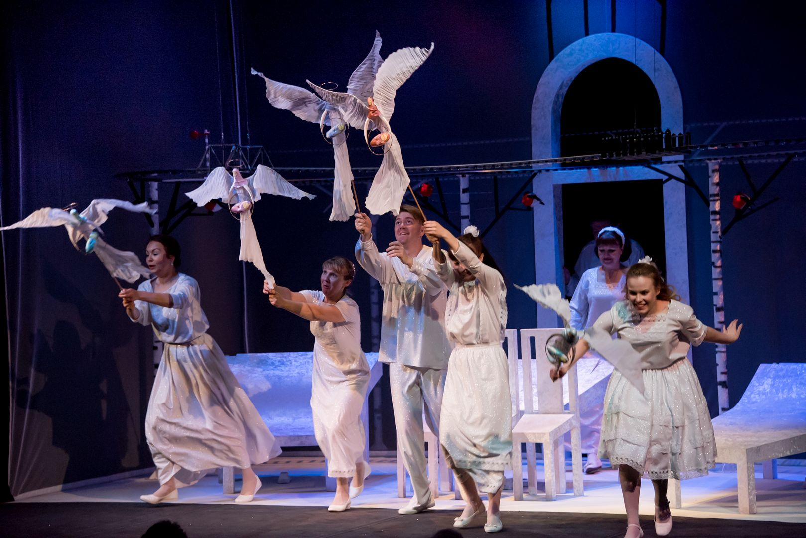 Телеканал «Театр» покажет спектакль челябинского театра кукол