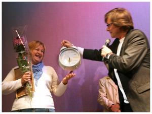 Наталья Балдина, лауреат 2012 года